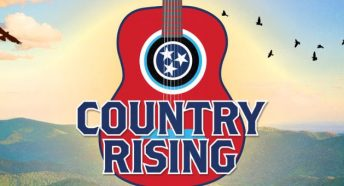 Image for Chris Performs at Country Rising Benefit