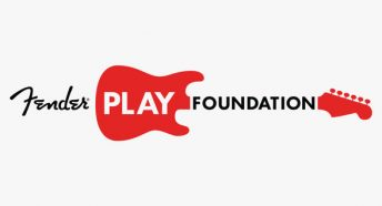 Image for Chris Announced As Fender Play Foundation Artist Ambassador
