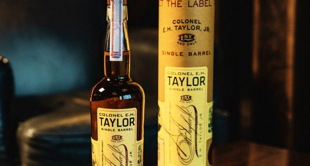 Image for E.H. TAYLOR, JR BOURBON CELEBRATES BOTTLED IN BOND DAY WITH EXCLUSIVE RELEASE TO OUTLAW STATE OF KIND